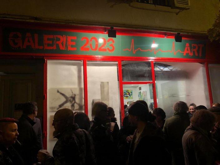 Inauguration de la Galerie 2023